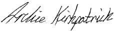 handwritten_Archie